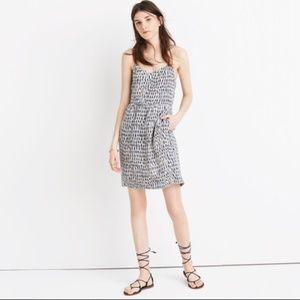 Madewell sunlight Cami dress